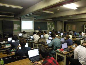 CAD授業風景@1