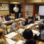 熊本地震速報会&意見交換会−2 @よしやまち町家 6月10日