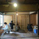 上京区の町家実測調査−3 5/30