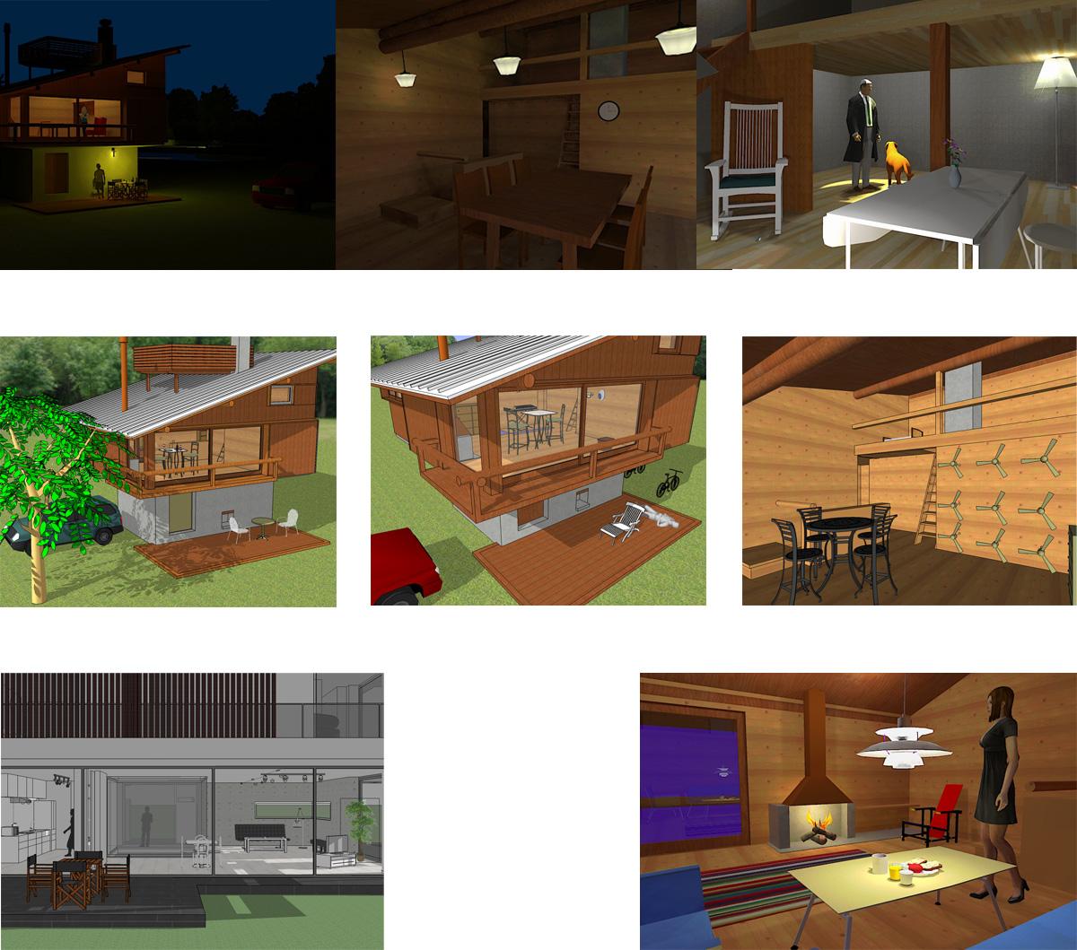3DCAD夏期講習作品