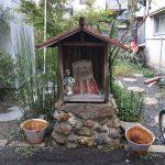 西陣のお地蔵さん & 西の京の町家改修相談  10/27
