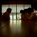 修学旅行生たちの訪問・見学 5/28
