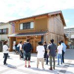 平成の京町家を見学しました  6月9日