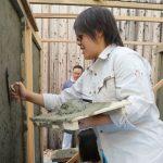 中塗り体験教室@京都市平成の今日町家KYOMO  9月23日