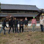 伊賀上野の伝統民家調査 1月6−7日
