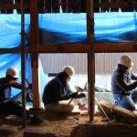 伊賀上野古民家の修繕−3 3月12日