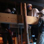 伊賀上野の古民家修繕−5 3月22日