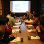 丸谷博男先生によるセミナー@よしやまち町家 4月6日