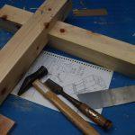 オープンキャンパス+木工教室から 4月8日