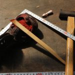 木工基礎授業 初日 4月13日