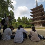 醍醐寺見学