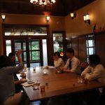 伝統建築研究科 島原の町家を見学 6月9日