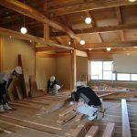 平成の京町家解体工事から 7月19日21日