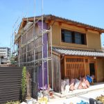 平成の京町家解体工事から 8月1〜2日