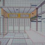 町家改修デザイン演習 伝統建築研究科から 8月23日