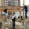 平成の京町家解体現場から 完了! 9月27日