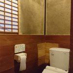 町家校舎のトイレがシャワートイレになりました