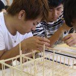 住宅構造模型をつくる−1 5月17日