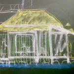 建工祭堀川茶室制作−1 構想案 7月19日