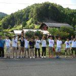 京北木匠塾2019−1 合宿はじまりました 8月5日
