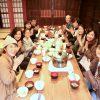 堀川茶室−12 建工祭お餅つき 11月3日