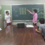 竹林木匠塾2020−1 竹桟敷と竹小屋設計Meeting 7月8日
