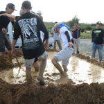 宇治茶園小屋建設−9 壁土を採取2回目 8月10日