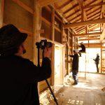 茶園小屋建設−24