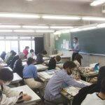 新学期の授業始まりました  4月16日設計製図1授業風景から