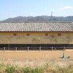 茶園小屋建設−32 外構工事も終わりました 4月7日