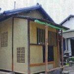 京都新聞・茶室についての取材を受けました