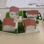 木造住宅の設計作品発表−2 プレゼン+採点   9月17日